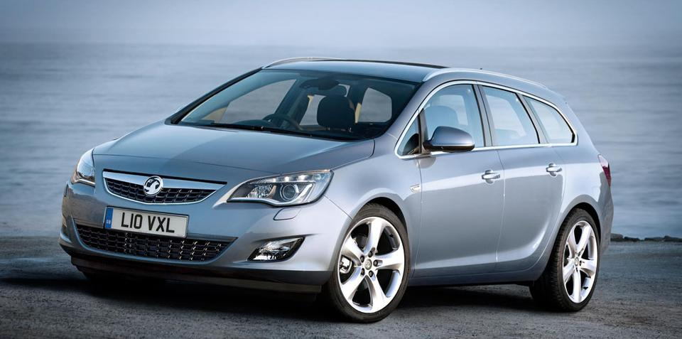 Vauxhall Astra Sports Tourer unveiled for UK