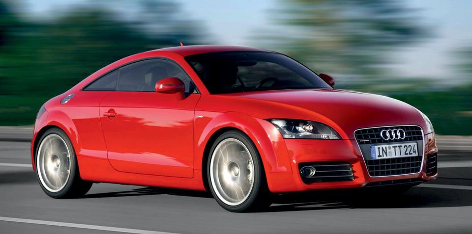 Audi is the UK's favourite car