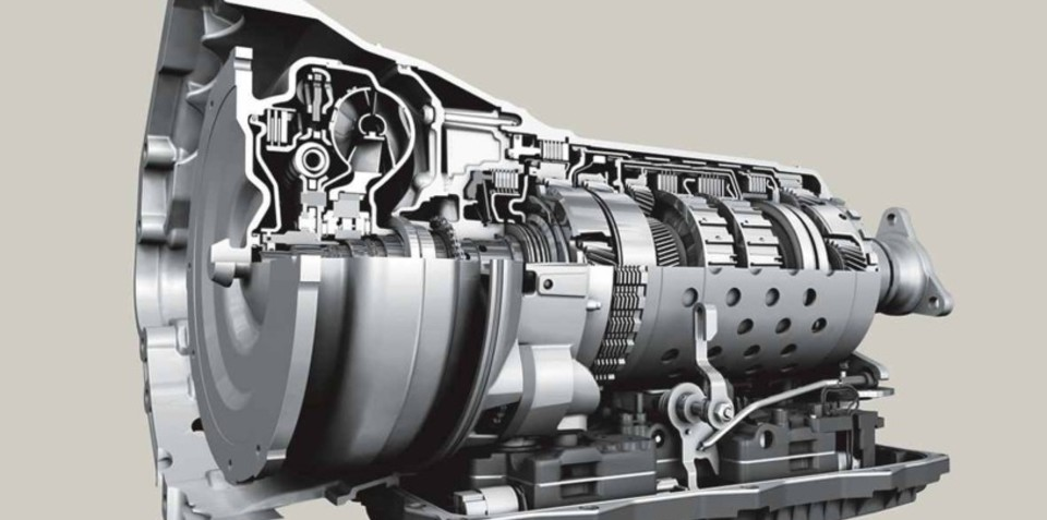 Chrysler invests $US300M to build 8-speed ZF gearbox