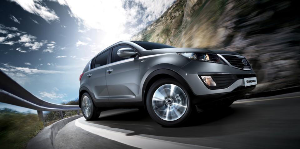 2011 Kia Sportage to get new Magna Dynamax all-wheel drive system