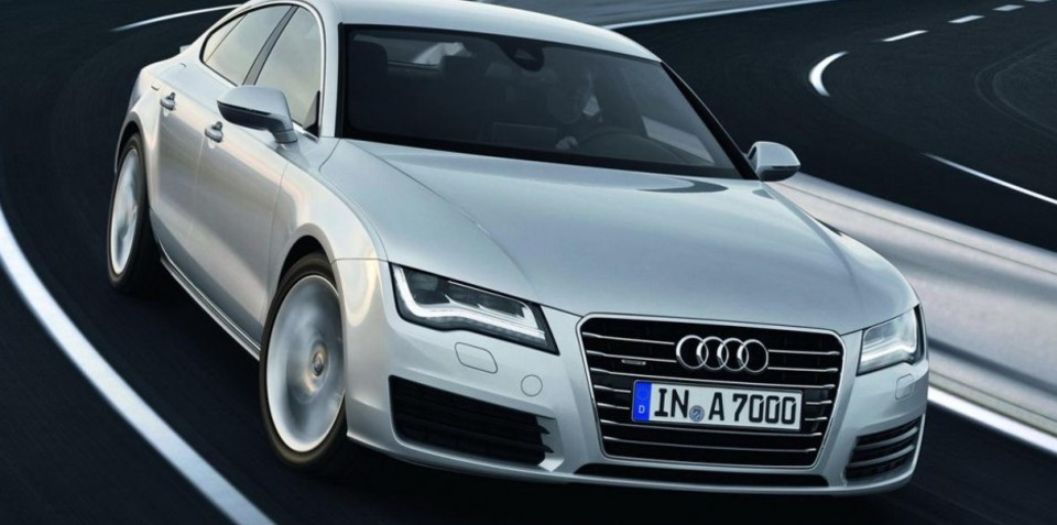 2011 Audi A7 Sportback officially unveiled, confirmed for Australia