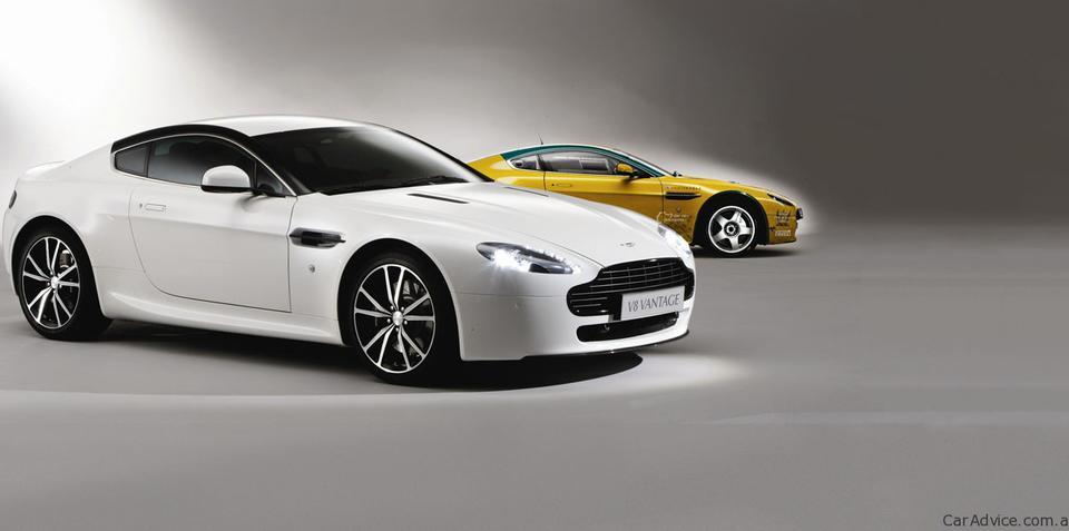 Aston Martin V8 Vantage N420 special edition
