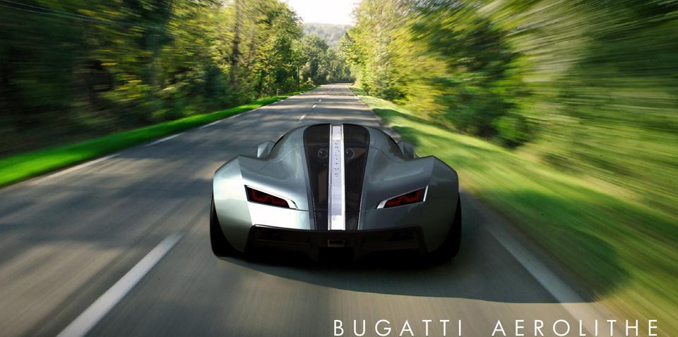 Bugatti Aerolithe Concept Wallpaper