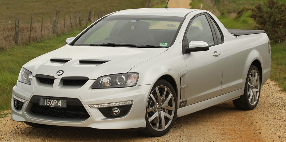 2010 HSV Maloo GXP & Holden Commodore SS V-Series Ute Review