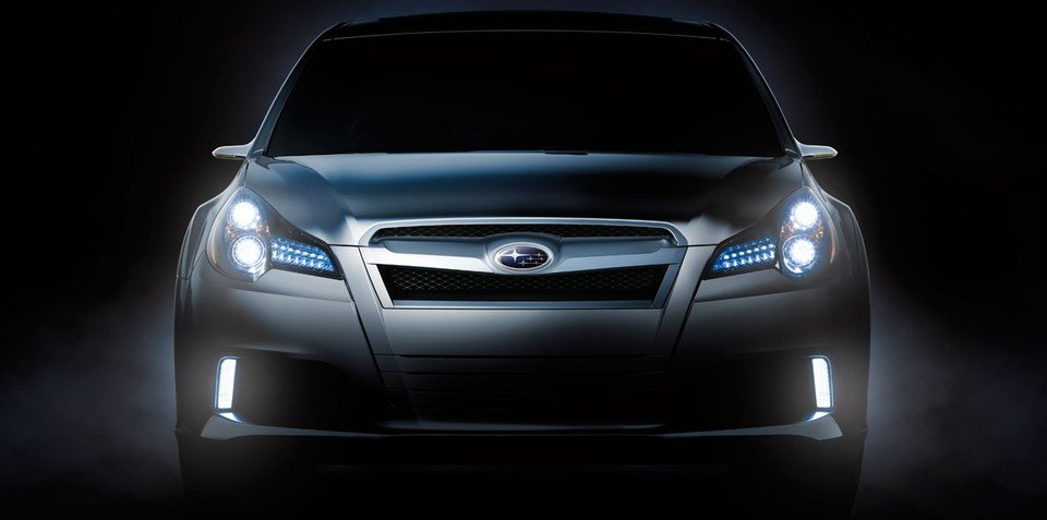 Subaru changes design language for future models