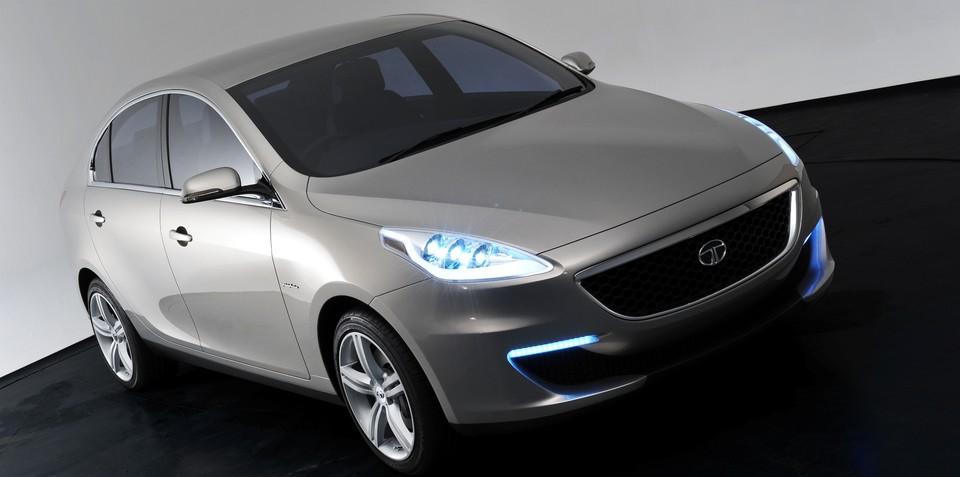 Tata joins force with Jaguar to produce premium sedan