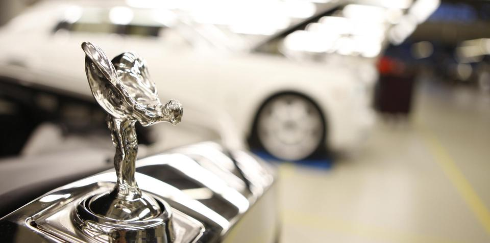 Rolls-Royce production at record levels in 2010