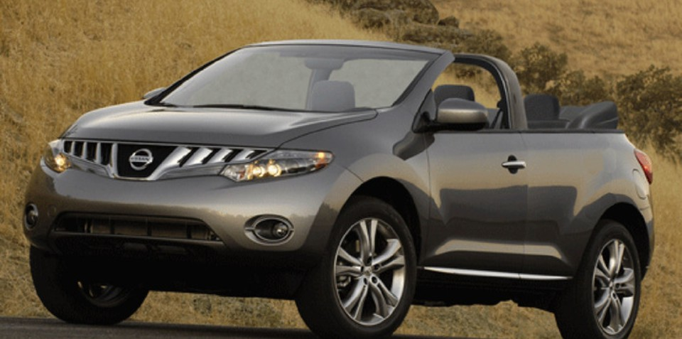 articles tagged with nissan murano convertible. Black Bedroom Furniture Sets. Home Design Ideas
