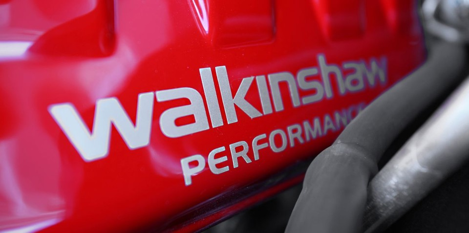 Walkinshaw Performance Supercar Mk2