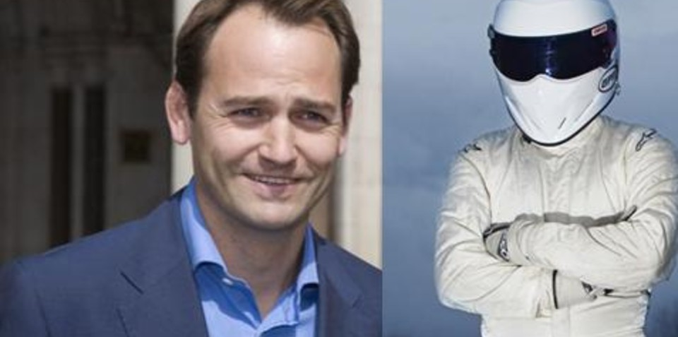 Ben Collins (ex-Stig) suggests Who Wants to be The Stig? reality TV show