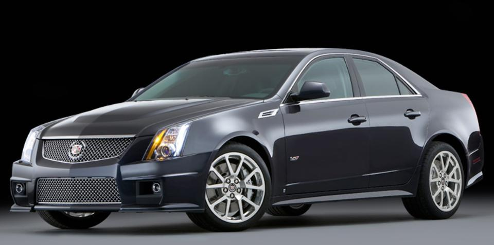 Cadillac CTS and CTS-V recall to affect 20,224 cars