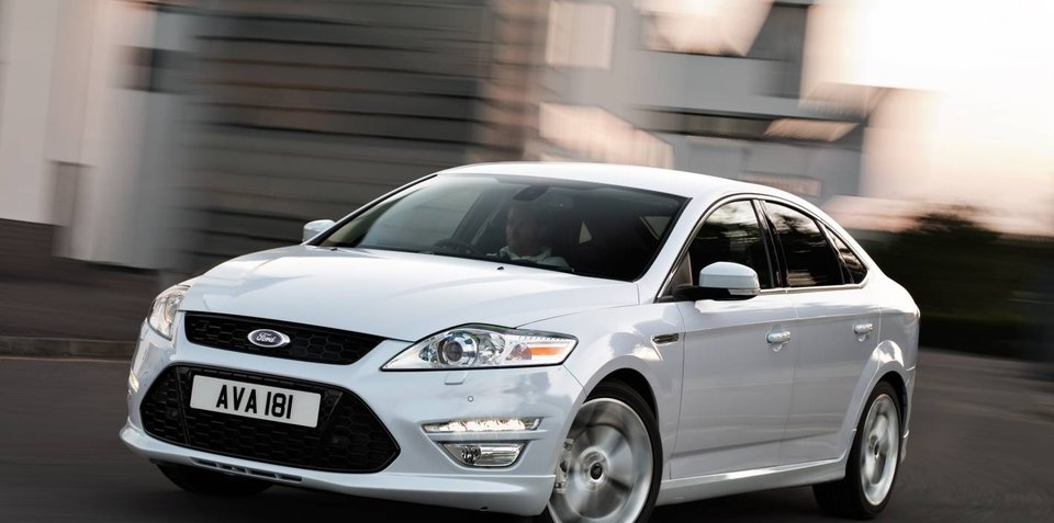 2011 Ford Mondeo offers new safety features