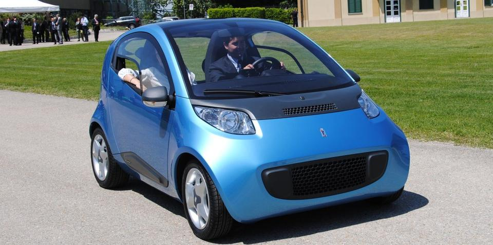 Pininfarina Nido EV presented at Pininfarina 80th anniversary celebrations