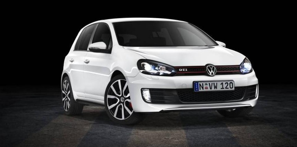 Volkswagen Golf GTI adidas edition to debut at Australian International Motor Show
