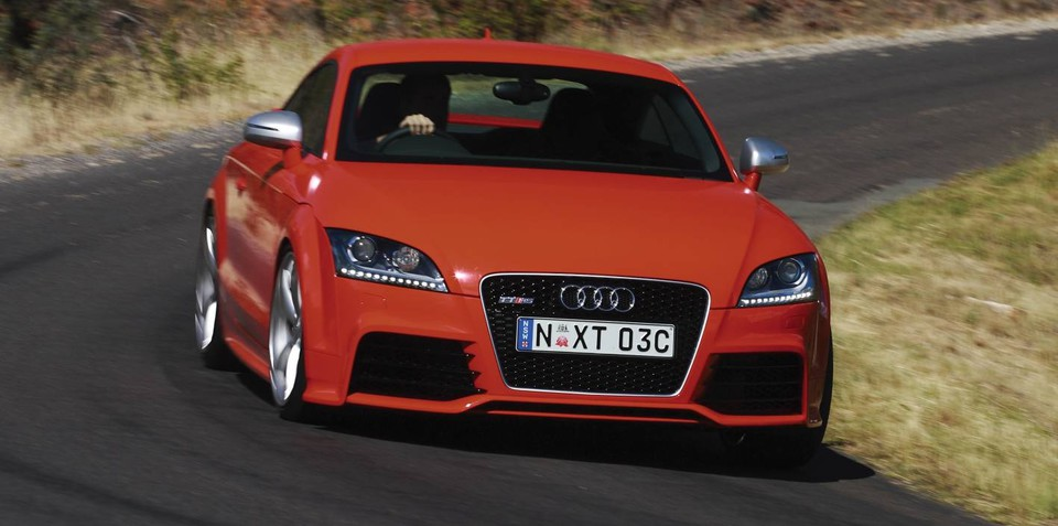 Audi TT RS gets seven-speed dual-clutch transmission