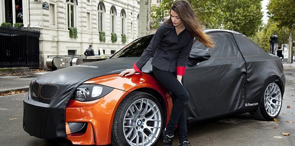 BMW 1 Series M Coupe reveals more in Paris