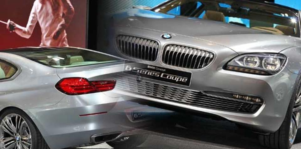 2012 BMW M6 Convertible Spy Photos