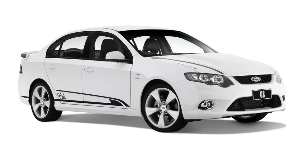 2010 FPV GS gets new engine and permanent residence in FPV lineup