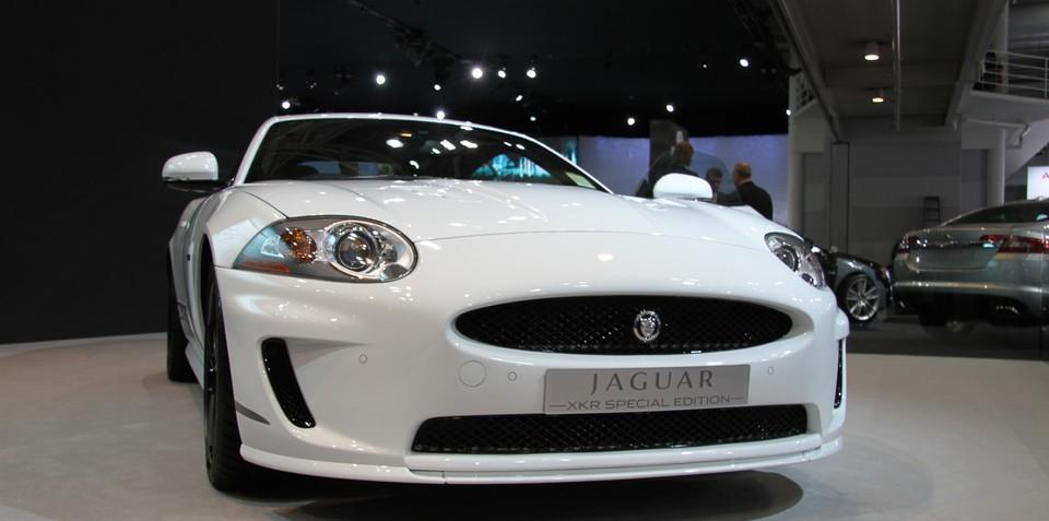 Jaguar at 2010 AIMS