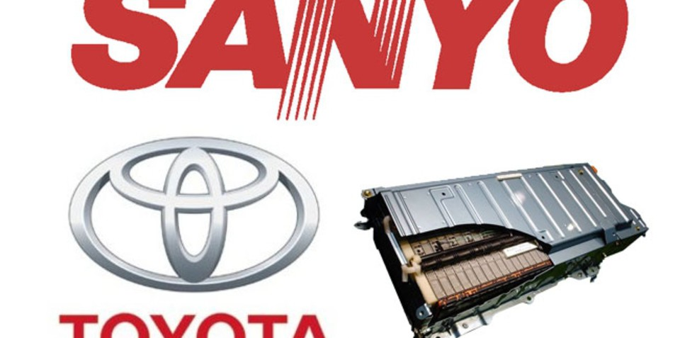 Toyota & Sanyo team up for Lithium Ion Batteries