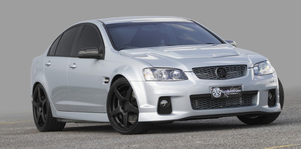Holden Commodore Walkinshaw Performance Series II at 2010 AIMS
