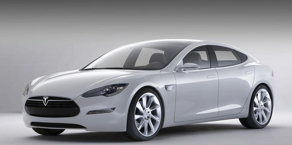 Tesla spending big to build Model S