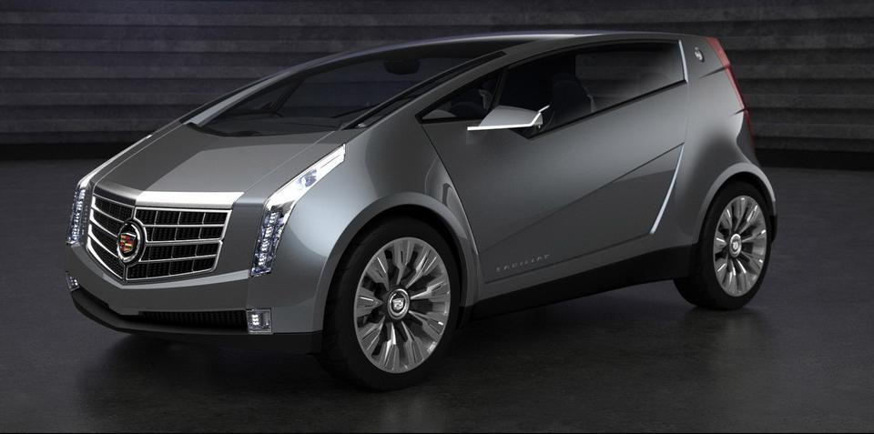 Cadillac Urban Luxury Concept at Los Angeles Auto Show