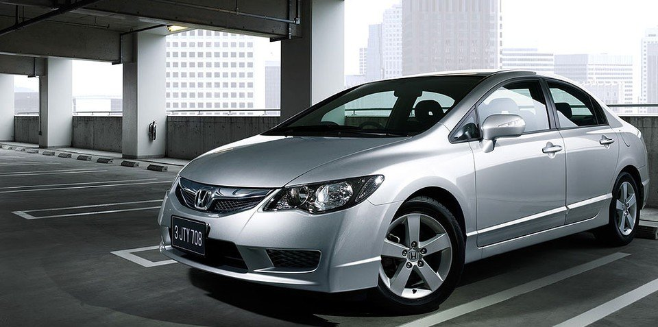 Honda Civic production to end for Japanese market