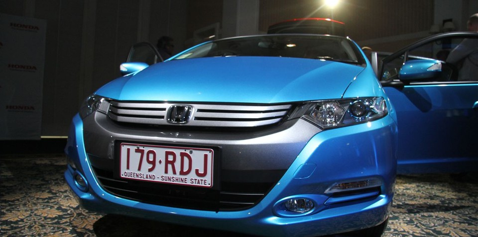 Honda Insight Preview