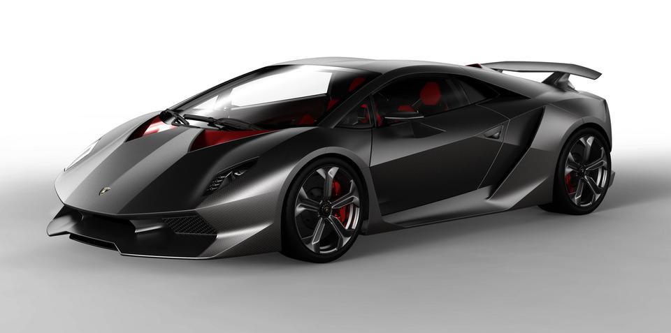 Lamborghini Sesto Elemento to be track car