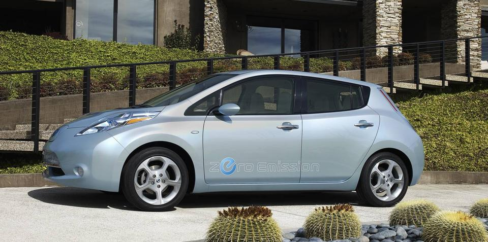 Nissan Leaf to be backed by 'rapid-reaction task force' in US