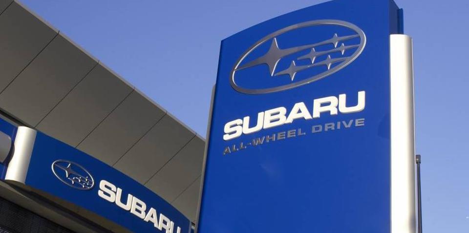 Subaru to launch new slogan at LA show: Confidence in Motion