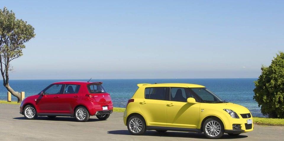 Suzuki recall to affect just over 6000 Australian customers