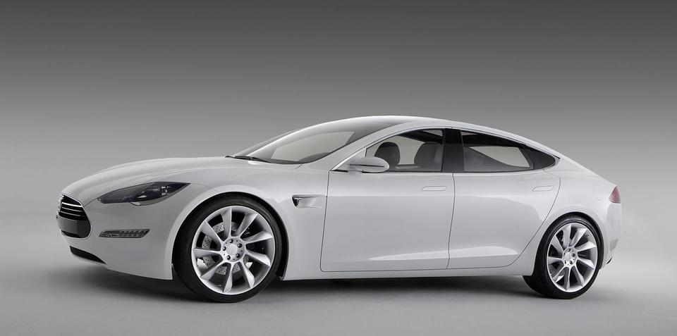 Tesla Model X SUV coming in 2014