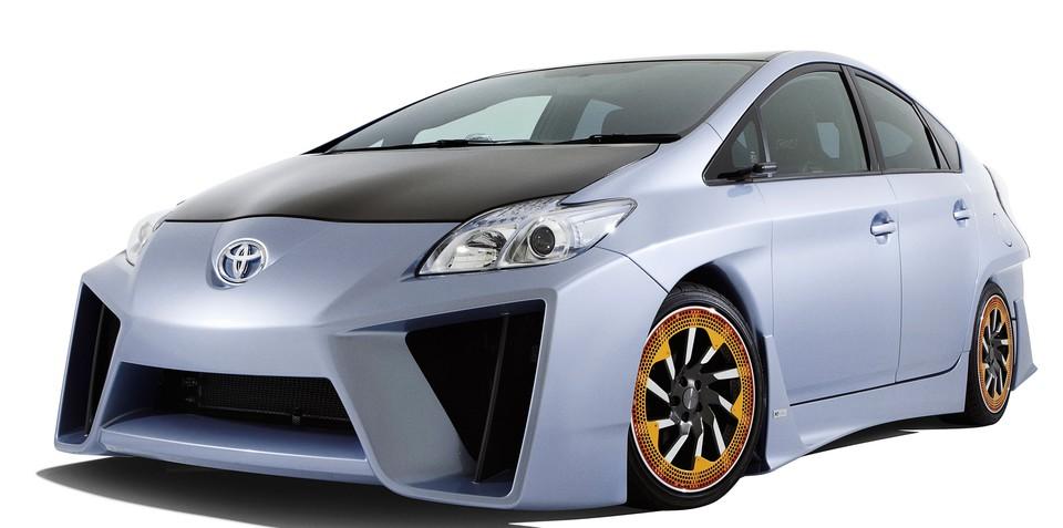 Toyota Prius C&A Custom Concept at SEMA