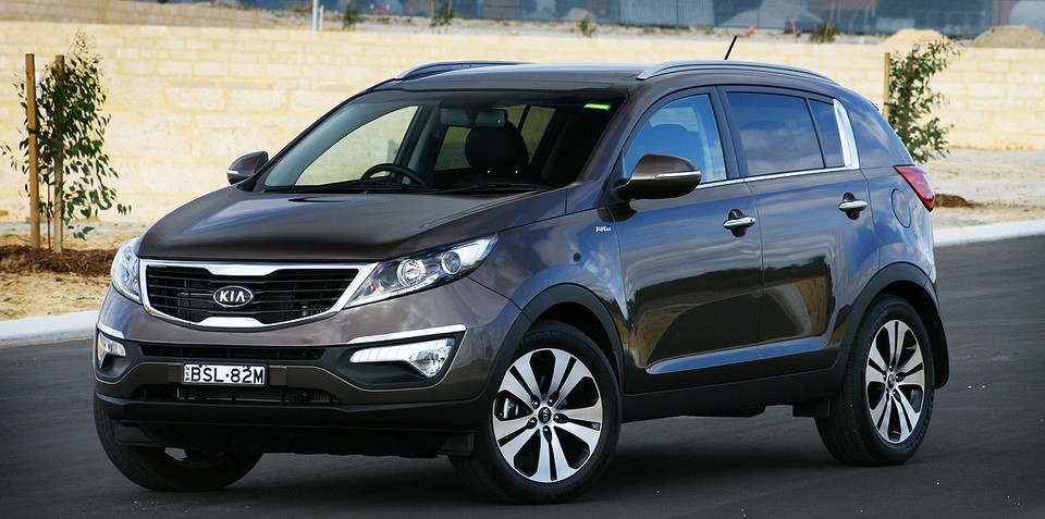 Kia Sportage diesel wait blows out to over six months