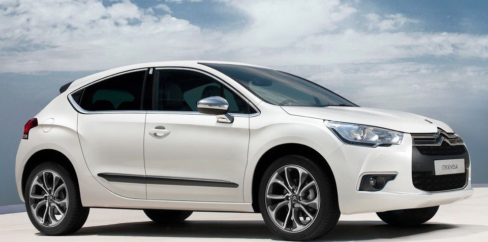 """Citroën DS4 is the """"Most Beautiful Car of the Year"""""""