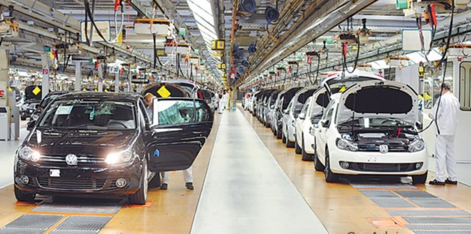 Volkswagen Wolfsburg plant to close for one day