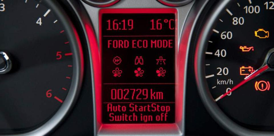 No plans for Auto Start-Stop technology for Ford Australia