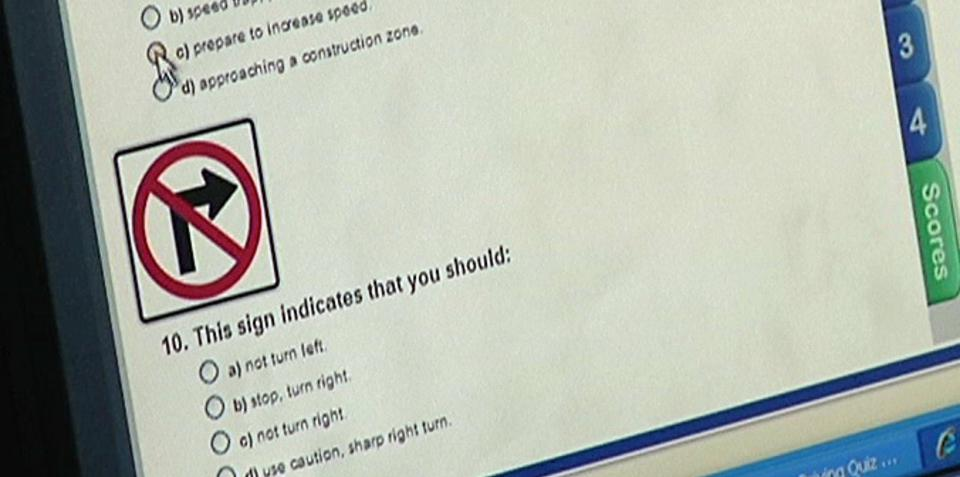Online learners permit test canned in Florida as drivers fail re-tests