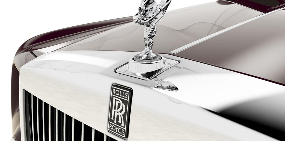 Rolls-Royce Spirit of Ecstasy mascot turns 100