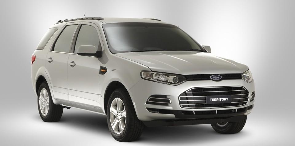 Ford Australia outlook for 2011