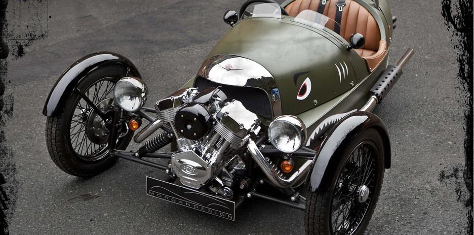 2011 Morgan Threewheeler on sale in the UK