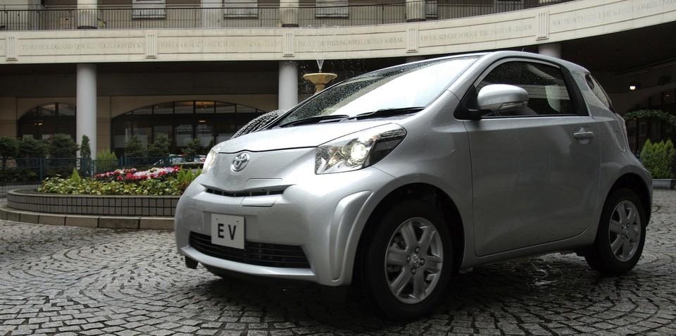 Toyota iQ EV prototype to be unveiled at Geneva