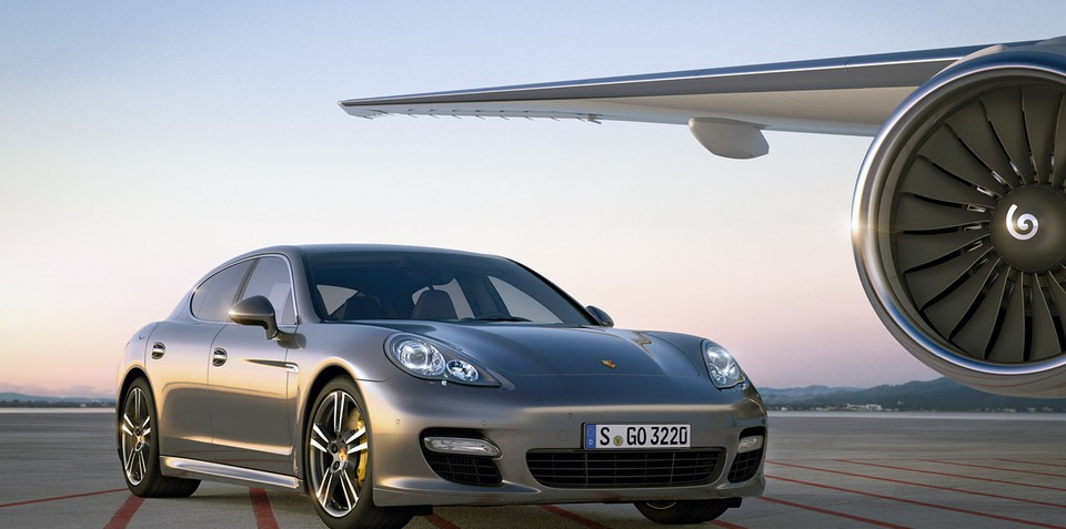 2011 Porsche Panamera Turbo S confirmed for New York