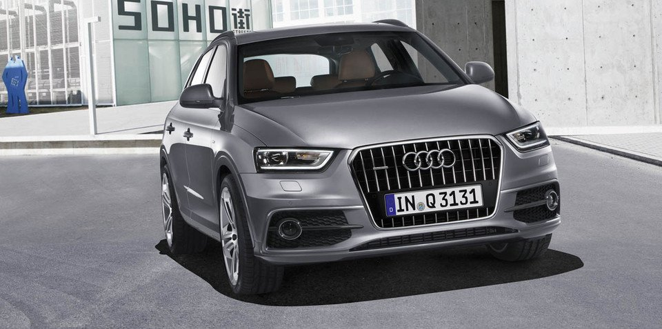 2012 Audi Q3 revealed, on sale in Australia first half 2012