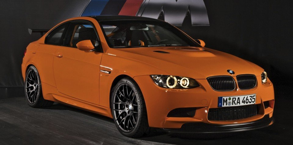 UPDATE: 2011 BMW M3 CSL on the way: report