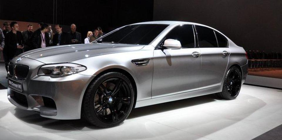 BMW M5 to feature all-wheel-drive: report