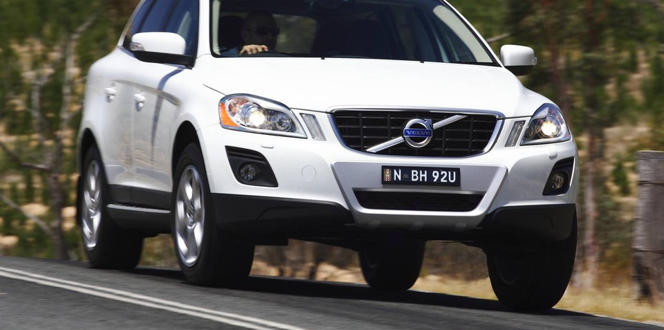 2011 Volvo S60, XC60 recalled in Australia