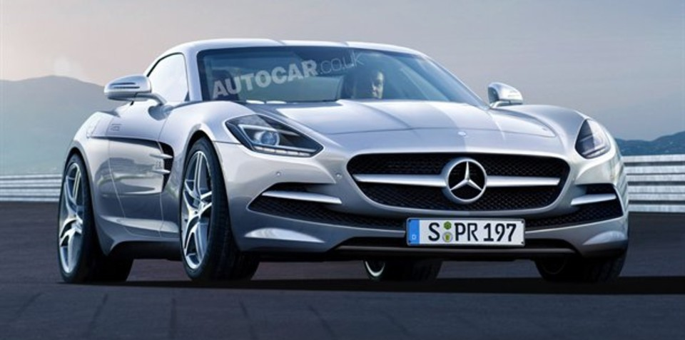 Mercedes-Benz SLC AMG to rival Porsche 911: report
